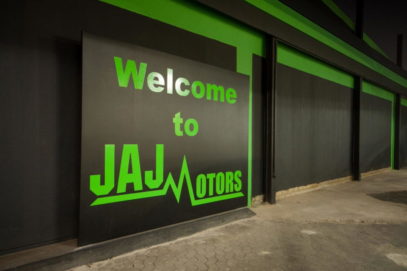 JAJ-Showroom - Used Cars Gezina Pretoria